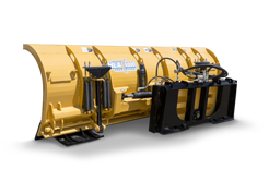 HLA 4000 series snow blade Image 2