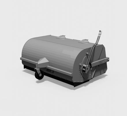 HLA Hydraulic_Pickup_Broom2 Image 2